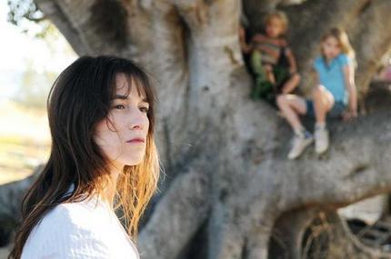 Apres-sa-tournee-en-tant-que-chanteuse-pop-Charlotte-Gainsbourg-est-dans-le-film-l-Arbre