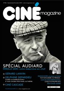 CINÉ magazine N°8 Sept Oct 2015